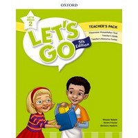 Let's Go Fifth edition Let's Begin 2 Teachers Pack