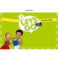 Let's Go Fifth edition Let's Begin 2 Teacher Cards