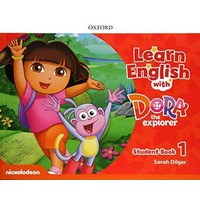 Learn English With Dora The Explorer 1 Students Book