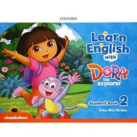Learn English With Dora The Explorer 2 Students Book