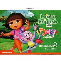 Learn English With Dora The Explorer 3 Students Book