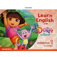 Learn English With Dora The Explorer 1 Activity Book