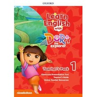 Learn English With Dora The Explorer 1 Teacher Pack
