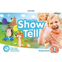 Oxford Show and Tell (2/E) 1 Student Book + App