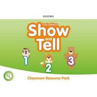 Oxford Show and Tell (2/E) 1-3 Teacher's Resource Book