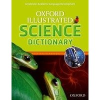 Oxford Illustrated Science Dictionary  Paperback