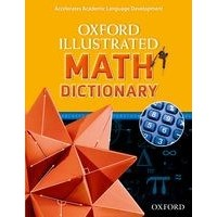 Oxford Illustrated Math Dictionary Paperback