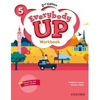 Everybody Up 5 (2/E) Workbook