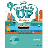 Everybody Up 6 (2/E) Workbook