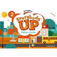 Everybody Up 2 (2/E) Picture Cards