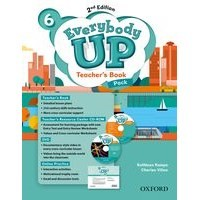 Everybody Up 6 (2/E) Teacher's Book Pack with DVD, Online Practice and Teacher's