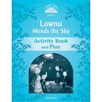 Lownu Mends  Sky Activity Book and Play