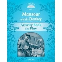Mansour And  Donkey Activity Book and Play