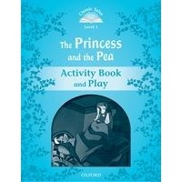Princess And  Pea,  Activity Book and Play