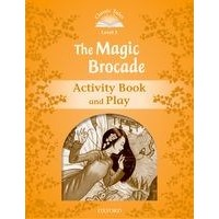 Magic Brocade,  Activity Book and Play