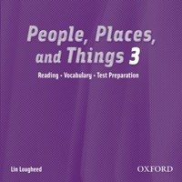 People Places and Things Reading 3 CD