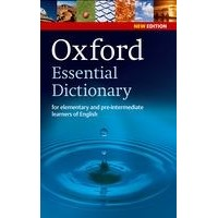 Oxford Essential Dictionary: Second Edition      Paperback