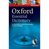 Oxford Essential Dictionary 2/E w/CDROM
