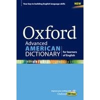 Oxford Advanced American Dictionary Pack + CD-ROM