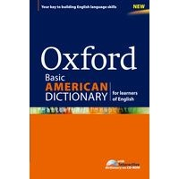 Oxford Basic American Dictionary Pack + CD-ROM