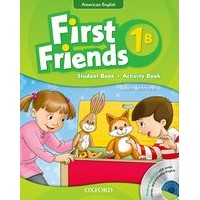 First Friends 1 Student Book/Workbook B + Audio CD Pack