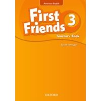 First Friends 3 Teacher's Book
