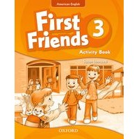 First Friends 3 Workbook