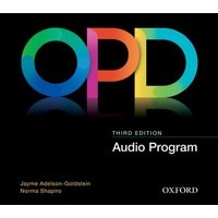 Oxford Picture Dictionary (3/E) Class Audio CD (x4)