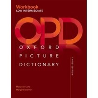 Oxford Picture Dictionary (3/E) Low-Intermediate Workbook