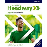 Headway Beginner (5/E) Student's Book with Online Practice