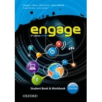 engage Starter (2/E) Student Book/Workbook Pack + MultiROM
