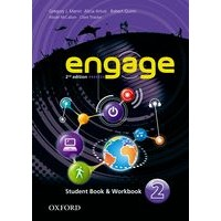 engage 2 (2/E) Student Book/Workbook Pack + MultiROM