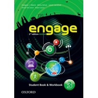 engage 3 (2/E) Student Book/Workbook Pack + MultiROM