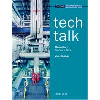 Tech Talk Elementary Student Book