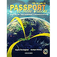 Passport to New Places SB with CD