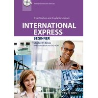 International Express Beginner (3/E) Student Book + Pocket Book and DVD-ROM