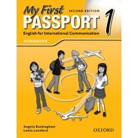 My First Passport 1 (2/E) Work Book