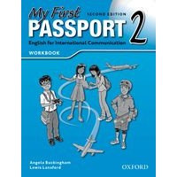My First Passport 2 (2/E) Workbook