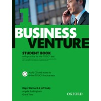 Business Venture 1 (3/E) Student Book + Multi-ROM
