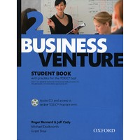 Business Venture 2 (3/E) Student Book + Multi-ROM