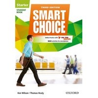 Smart Choice (3/E) Starter Student Book with Online Practice