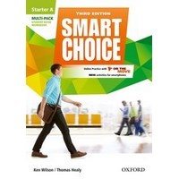 Smart Choice (3/E) Starter Multi-Pack A with Online Practice