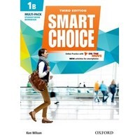 Smart Choice (3/E) Level 1 Multi-Pack B with Online Practice