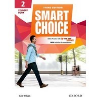Smart Choice (3/E) Level 2 Student Book with Online Practice