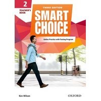 Smart Choice (3/E) Level 2 Teacher's Book with Access to LMS and Testing Program