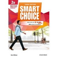 Smart Choice (3/E) Level 2 Multi-Pack B with Online Practice