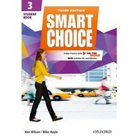 Smart Choice (3/E) Level 3 Student Book with Online Practice