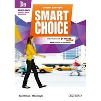 Smart Choice (3/E) Level 3 Multi-Pack B with Online Practice