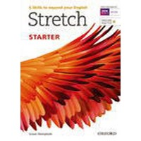 Stretch Starter Student Book with Online Practice