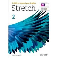 Stretch Level 2 Student Book with Online Practice